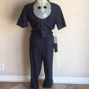 Jason Costume 3pcs Nwt Boy Nwt